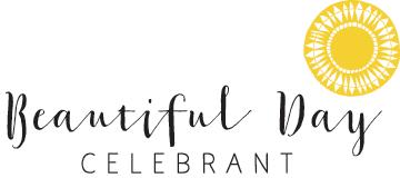 Beautiful Day Celebrant logo design