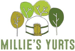 Millie's Yurts logo
